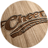 branding for cheers sporte bar